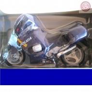Moto Policia Nacional