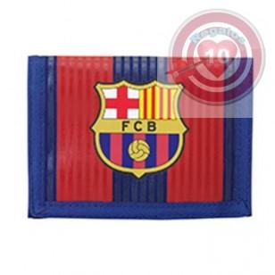 BILLETERA FC BARCELONA