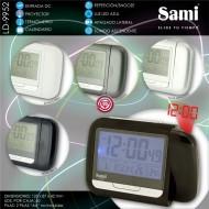 Despertador Sami (Proyección en techo )
