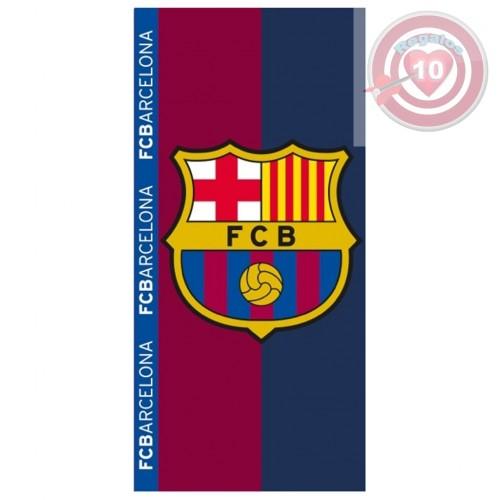 4785fc1642ce8 TOALLA GRANDE DE BAÑO FC BARCELONA - Regalos10.com