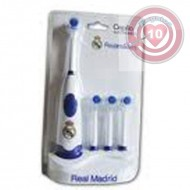 CEPILLO DE DIENTES REAL MADRID