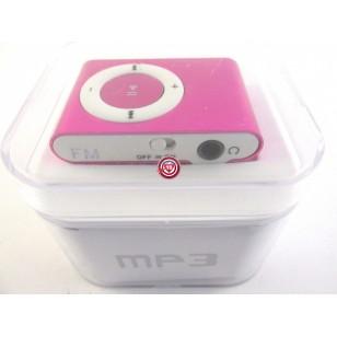 Reproductor MP3  Micro SD  con FM