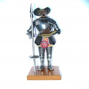 Armadura Don Quijote - Metal -