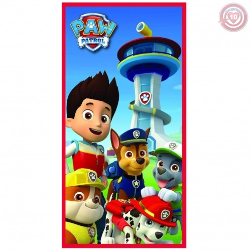 toalla playa patrulla canina paw patrol. Black Bedroom Furniture Sets. Home Design Ideas