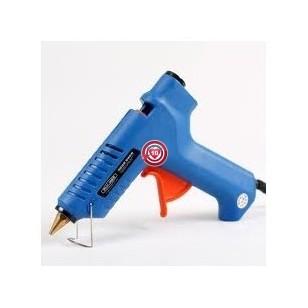 Pistola Selladora de Pegamento Térmico.