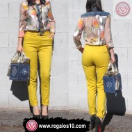 PANTALON AMARILLO YELLOW SUBMARINE REGALOS10