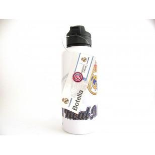 Botella Aluminio Real Madrid