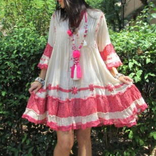 Vestido boho veraniego regalos10
