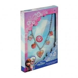 Frozen - Collar con Abalorios -