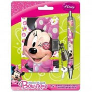 Minnie Mouse - Diario Secreto -