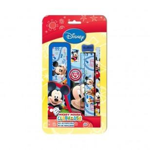 Mickey - Set de Papelería -