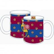 Taza F. C. Barcelona ( Escudos Pequeños )
