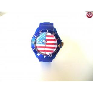 Reloj  Bandera EEUU