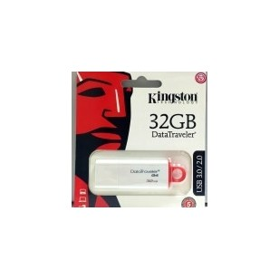 KINGSTON – USB 32GB.