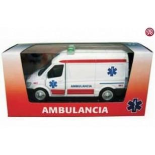 Ambulancia Vehículo Sanitario