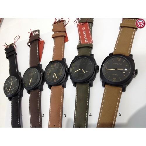 da632db2206f Reloj Hombre SKYLINE - Correa Piel - Regalos10.com