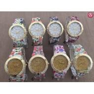 Reloj Chica- Melina Paris-Flowers