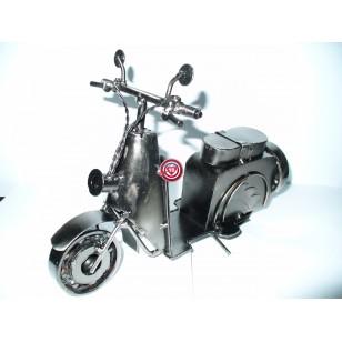 Moto metal Vespa