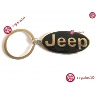 LLAVERO JEEP METALICO