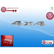 PEGATINA COCHE 4X4 CAR STICKER